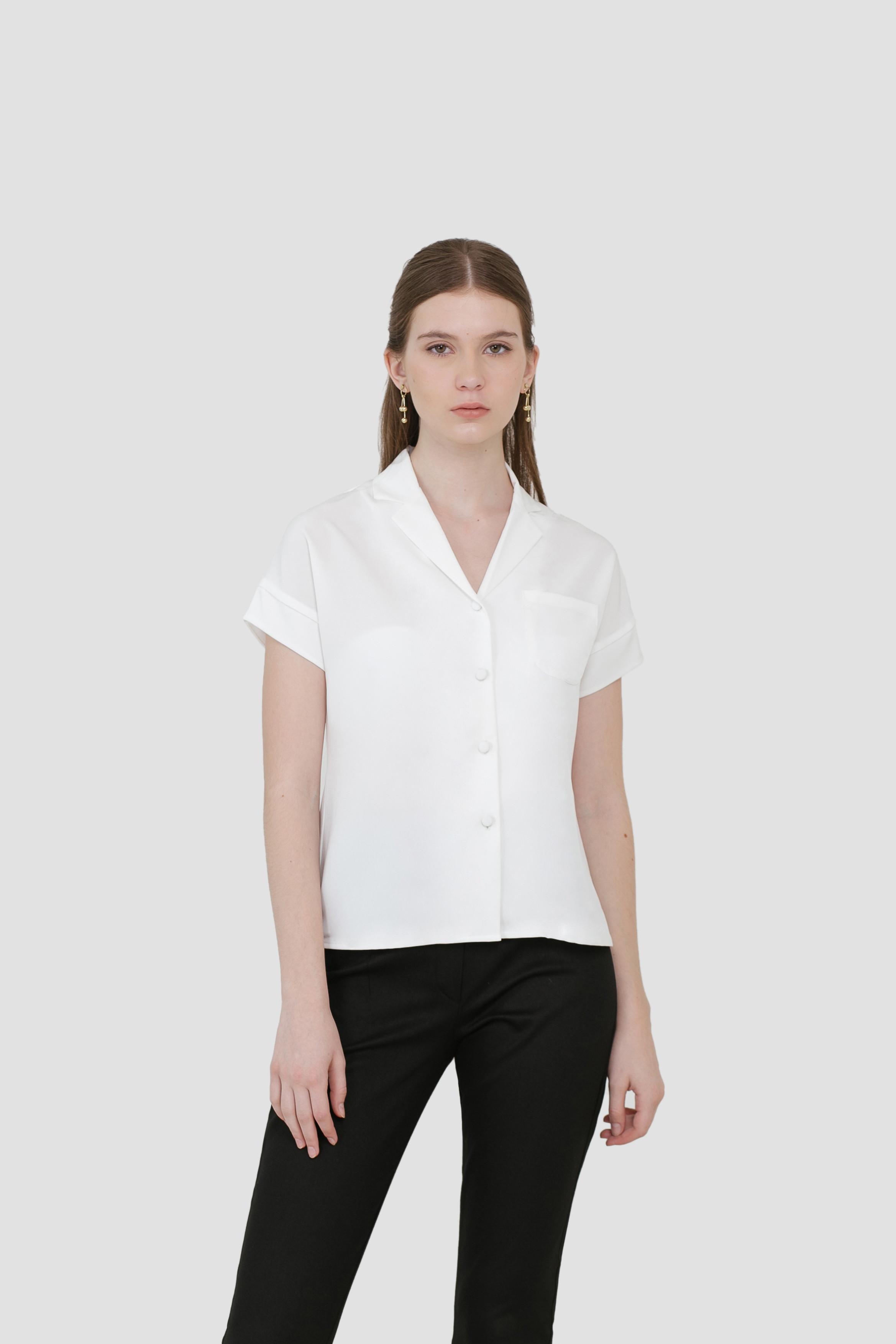 Myra Lapel Shirt
